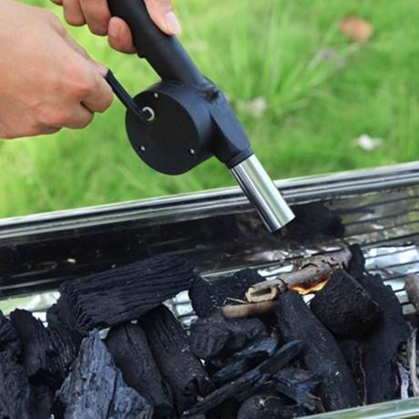 Духалка за разпалване на барбекю