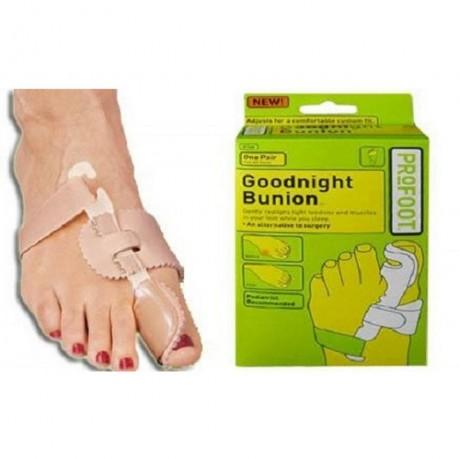 Бандаж-фиксатор за големия пръст на крака