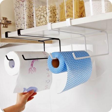 Двойна поставка за кухненска хартия