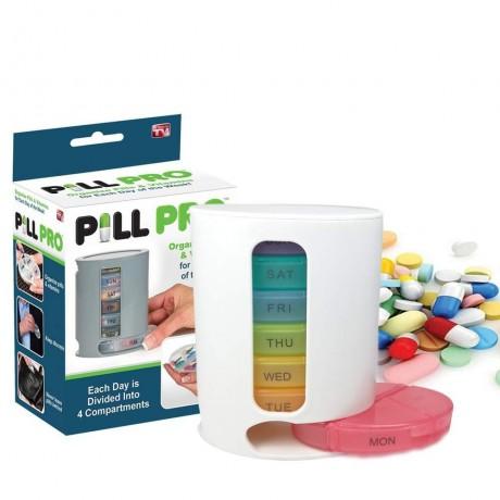 Органайзер за таблетки и хапчета Pill PRO