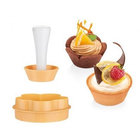 Комплект за тарталети и кошнички Tescoma от серия Delicia