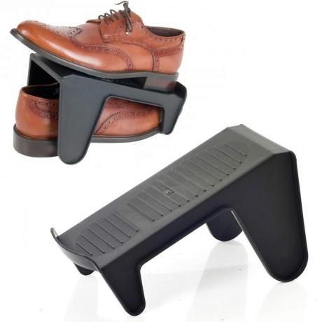 Поставка спестяваща място за обувки