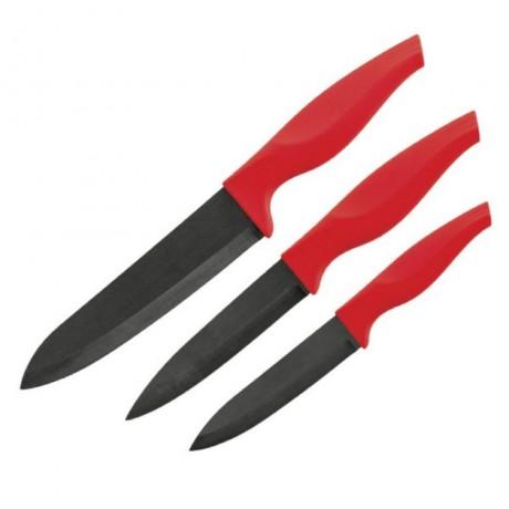 Luigi Ferrero Комплект от 3 бр. керамични ножове от серия Atlanta