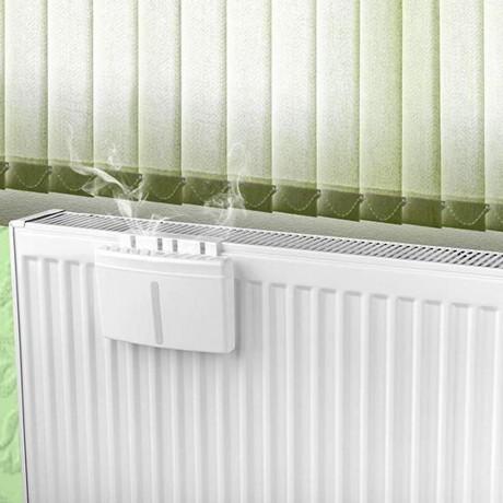 Красив изпарител за радиатор