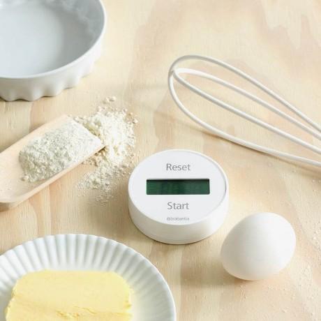 Дигитален таймер за кухня Brabantia, White