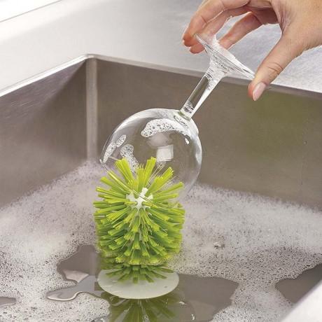 Brush Up - четка за измиване на чаши с вакуум за мивка