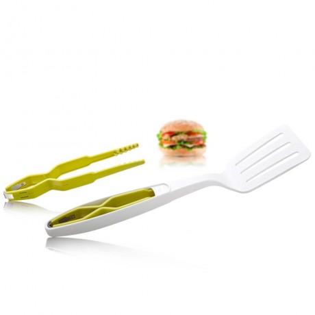 Купи Готварска шпатула със щипка в комплекта TOMORROW`S KITCHEN