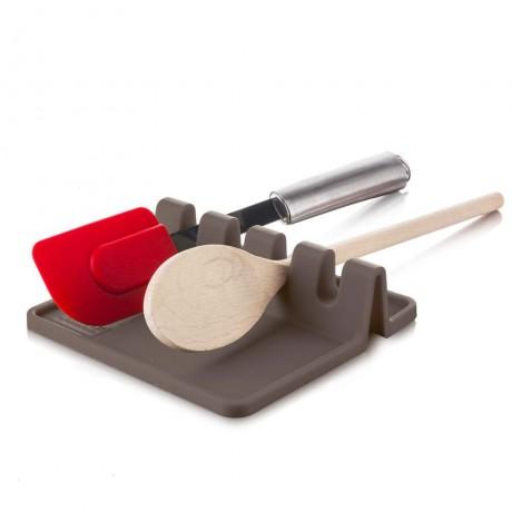 Купи Сива поставка за прибори при готвене TOMORROW`S KITCHEN