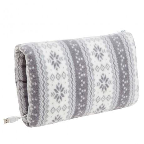 Загряваща възглавница с USB INNOLIVING