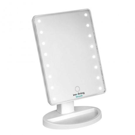 Козметично огледало с LED светлина INNOLIVING