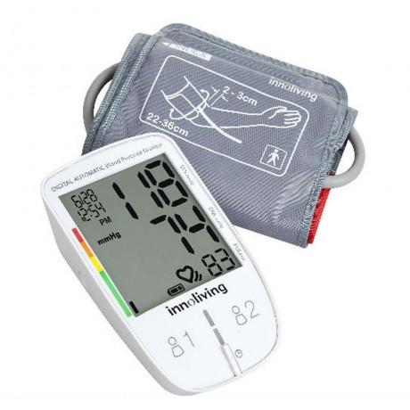 Дигитален автоматичен уред за измерване на кръвно налягане INNOLIVING