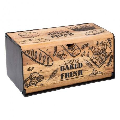 Кутия за хляб Sinbo с две вратички и дъска