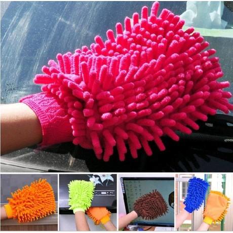 Микрофибърна ръкавица