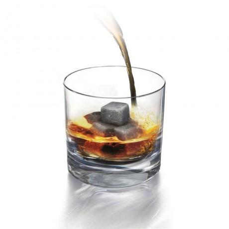 Сет охладители за напитки от естествен камък STONE ROCKS - 9 бр. от Vin Bouquet