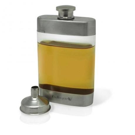 Бутилка за алкохол с фунийка от Vin Bouquet