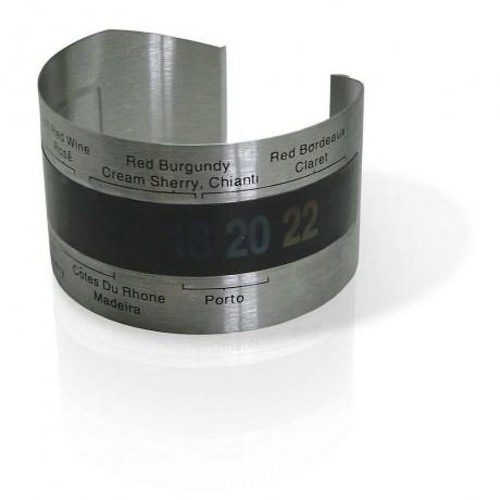 Термометър за бутилки със сензор от Vin Bouquet