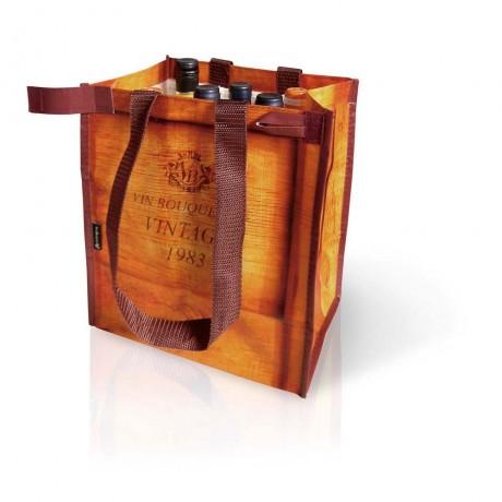 Чанта за 6 бутилки от Vin Bouquet