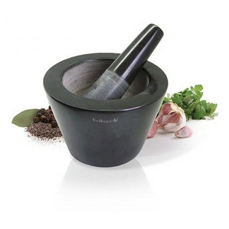 Кухненско хаванче от черен мрамор от Vin Bouquet