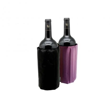 Охладител за големи бутилки Магнум - черен от Vin Bouquet