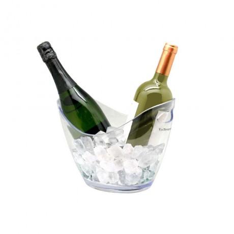 Охладител за бутилки ICE BUCKET 2 - за 2 бутилки от Vin Bouquet