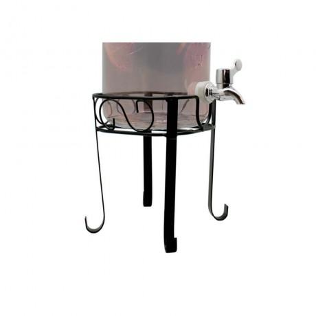 Стойка за стъклен буркан с кранче 4л ( FIH 168) от Vin Bouquet