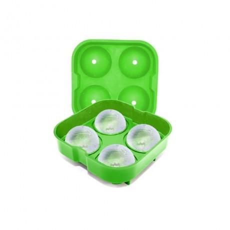 Силиконова форма за 4 бр. ледени топчета от Vin Bouquet