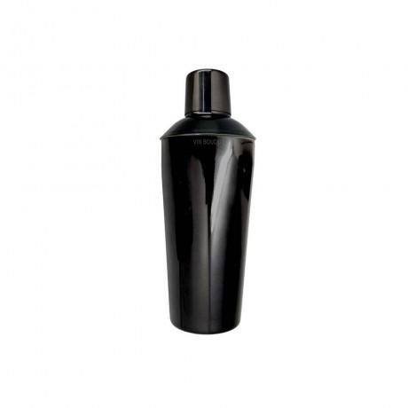 Шейкър за коктейли - 700 мл. - черен от Vin Bouquet
