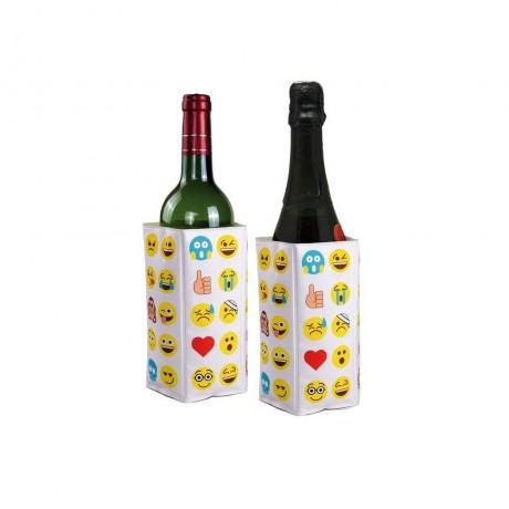 Охладител за бутилки - ЕМОТИКОНИ от Vin Bouquet