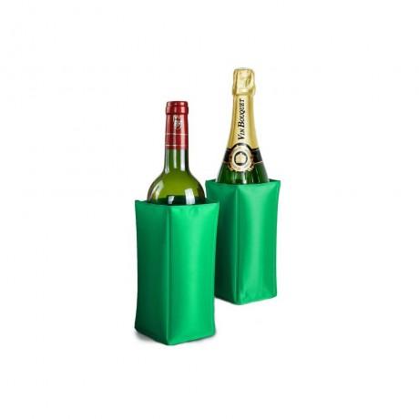 Охладител за бутилки - зелен от Vin Bouquet