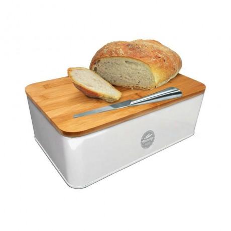 Купи Кутия за хляб с дъска от Vin Bouquet