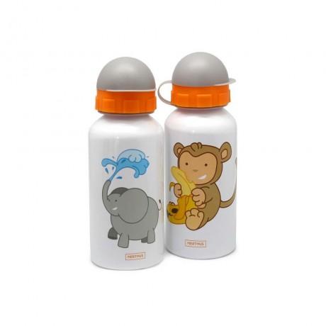 Детска бутилка за вода - маймунка от Vin Bouquet