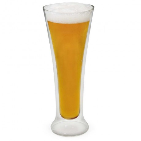 Двустенна чаша за бира - 325 мл. от Vin Bouquet