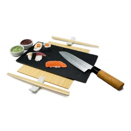 Сет за суши с нож от Vin Bouquet