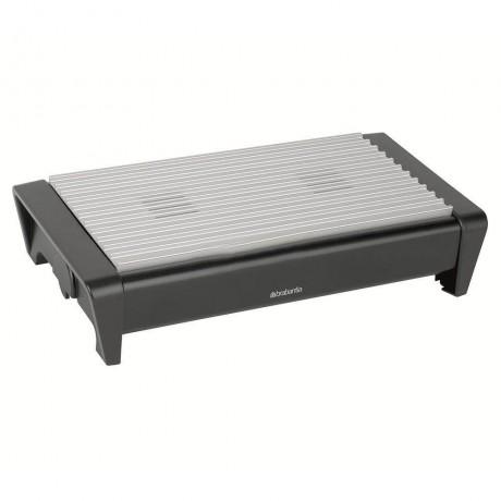 Уред за притопляне с 2 нагревателя в черен цвят Brabantia