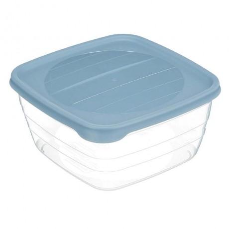 4 л. кутия за храна със син капак