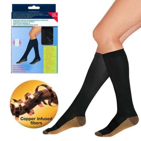 Компресионни чорапи против разширени вени