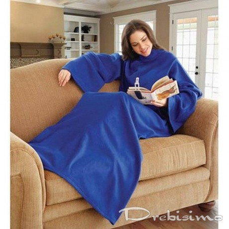Одеяло с ръкави Snuggle