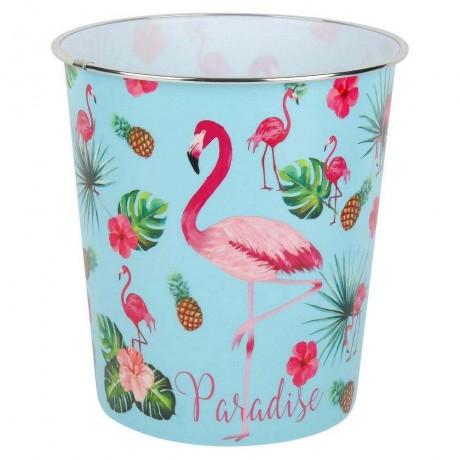 Пластмасово кошче за отпадъци - Фламинго