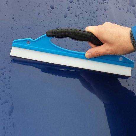 30 см. силиконово почистващо перо за подсушаване след миене