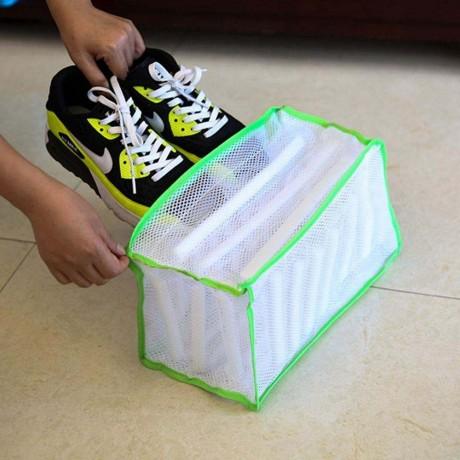 Предпазен калъф за пране на обувки в пералня