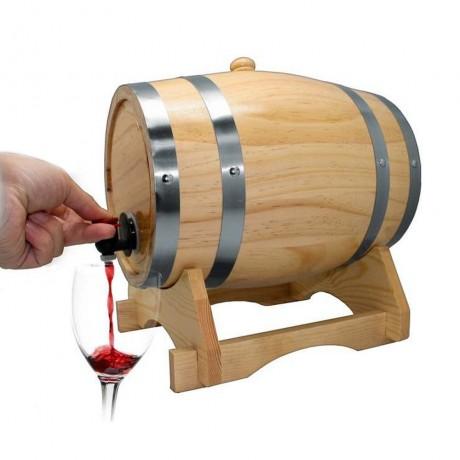 Диспенсер за вино - буре, 3 л. от Vin Bouquet