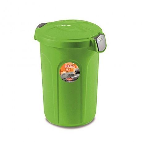 Купи 23 л. зелен универсален кош STEFANPLAST от серия Jerry