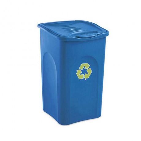 Купи 50 л. син кош за отпадъци STEFANPLAST от серия Begreen