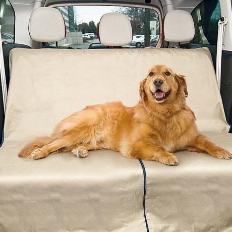 Защитна постелка за кучета и други животни за кола Pet Zoom