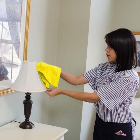 Микрофибърна кърпа специално за почистване на прах