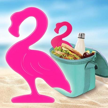 200 мл охладителен елемент - фламинго