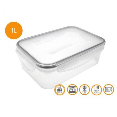 1 л херметична кутия за храна Vin Bouquet/Nerthus