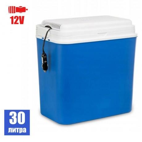 30 л активна хладилна термо кутия с дръжка на 12V ATLANTIC