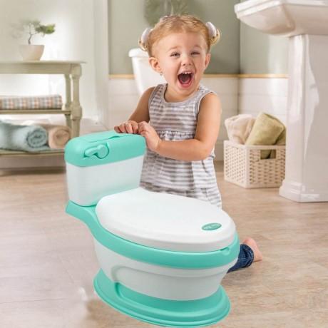 Детско обучително гърне - тоалетна чиния