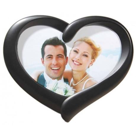 Рамка за снимки във форма на сърце